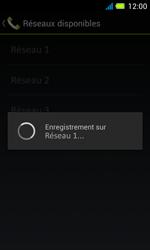 Acer Liquid Z4 - Réseau - Utilisation à l