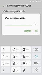 Samsung Galaxy Xcover 4 - Messagerie vocale - Configuration manuelle - Étape 9