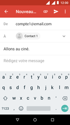 Nokia 1 - E-mail - envoyer un e-mail - Étape 7