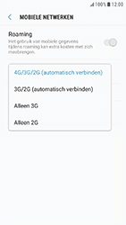 Samsung Galaxy Xcover 4 - Netwerk - Wijzig netwerkmodus - Stap 7