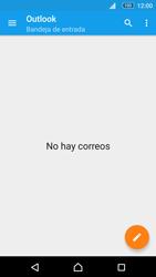 Sony Xperia M5 (E5603) - E-mail - Configurar Outlook.com - Paso 5