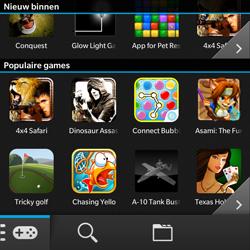BlackBerry Q5 - Applicaties - Downloaden - Stap 9