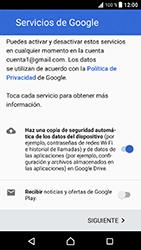 Sony Xperia XZ - Android Nougat - Aplicaciones - Tienda de aplicaciones - Paso 17
