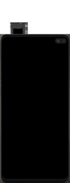 Samsung Galaxy S10 Plus - Appareil - comment insérer une carte SIM - Étape 6