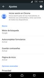 Sony Xperia M5 (E5603) - Internet - Configurar Internet - Paso 25
