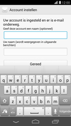 Huawei Ascend P7 - E-mail - e-mail instellen: POP3 - Stap 20