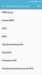 Samsung Galaxy J5 (2016) - Mensajería - Configurar el equipo para mensajes multimedia - Paso 12