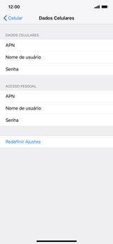 Apple iPhone XR - Internet (APN) - Como configurar a internet do seu aparelho (APN Nextel) - Etapa 6