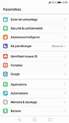 Honor 6A - Sécuriser votre mobile - Personnaliser le code PIN de votre carte SIM - Étape 4