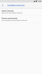 Nokia 8 (SingleSim) - Network - Usage across the border - Step 7