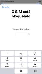 Apple iPhone 7 - iOS 13 - Primeiros passos - Como ativar seu aparelho - Etapa 6