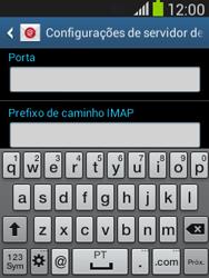 Samsung S5310B Galaxy Pocket Neo - Email - Como configurar seu celular para receber e enviar e-mails - Etapa 11