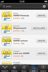 Apple iPhone 4 (iOS 6) - apps - app store gebruiken - stap 17