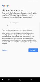 Samsung Galaxy S9 Plus - Applications - Créer un compte - Étape 12