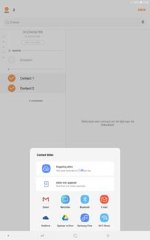 Samsung galaxy-tab-a-10-5-sm-t595 - Contacten en data - Contacten overzetten via Bluetooth - Stap 9