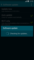 Samsung Galaxy S5 mini - Network - Installing software updates - Step 9