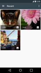 LG X Screen - E-mail - hoe te versturen - Stap 12