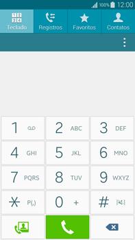 Samsung N910F Galaxy Note 4 - Chamadas - Como bloquear chamadas de um número específico - Etapa 5