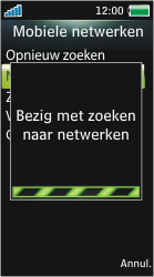 Sony Ericsson U10i Aino - Buitenland - Bellen, sms en internet - Stap 7