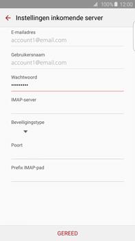 Samsung Galaxy S6 edge+ (SM-G928F) - E-mail - Instellingen KPNMail controleren - Stap 13