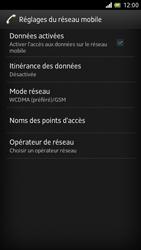 Sony LT28h Xperia ion - Internet - Activer ou désactiver - Étape 6