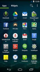 Acer Liquid Jade S - E-mail - Handmatig instellen - Stap 3