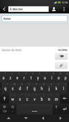 HTC One Max - MMS - envoi d'images - Étape 9