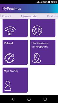 Acer Liquid Zest 4G Plus - Applicaties - MyProximus - Stap 21