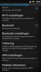Sony ST25i Xperia U - Netwerk - gebruik in het buitenland - Stap 7