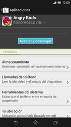 Sony Xperia Z - Aplicaciones - Descargar aplicaciones - Paso 17