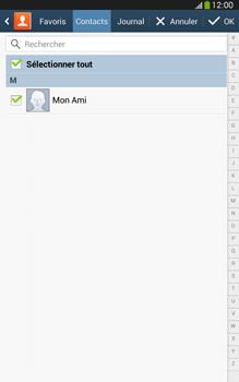 Samsung Galaxy Tab 3 8 4G - E-mails - Envoyer un e-mail - Étape 7