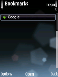Nokia E75 - Internet - Internet browsing - Step 8