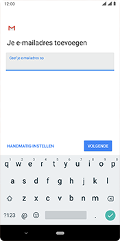 Nokia 3-1-plus-dual-sim-ta-1104-android-pie - E-mail - Account instellen (IMAP met SMTP-verificatie) - Stap 9