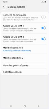 Samsung Galaxy A70 - Réseau - activer 4G - Étape 8