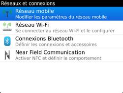 BlackBerry 9900 Bold Touch - Internet - Activer ou désactiver - Étape 5