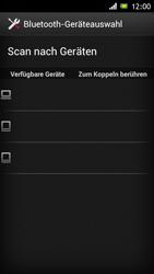 Sony Xperia J - Bluetooth - Bluetooth - Übertragung von Daten - Schritt 11