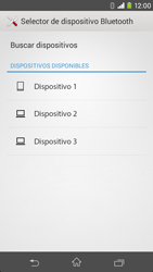 Sony Xperia M2 - Bluetooth - Transferir archivos a través de Bluetooth - Paso 11