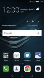 Huawei P9 Lite - Internet - Sites web les plus populaires - Étape 1