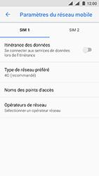Nokia 3 - Android Oreo - Réseau - Activer 4G/LTE - Étape 9