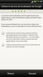 HTC One S - Premiers pas - Créer un compte - Étape 9