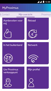OnePlus 2 - Applicaties - MyProximus - Stap 19