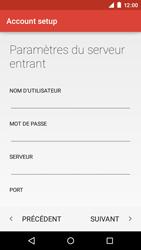 Motorola Moto E (1st Gen) (Lollipop) - E-mails - Ajouter ou modifier un compte e-mail - Étape 14