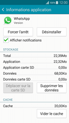 Samsung Galaxy A3 (A300FU) - Applications - Supprimer une application - Étape 6