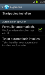 Samsung I8190 Galaxy S III Mini - Internet - Handmatig instellen - Stap 21