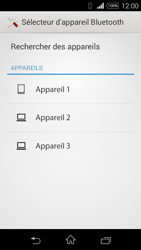 Sony Xpéria E3 - Photos, vidéos, musique - Envoyer une photo via Bluetooth - Étape 11