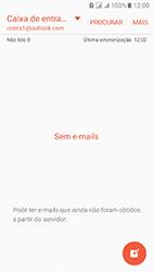 Samsung Galaxy J5 (2016) DualSim (J510) - Email - Adicionar conta de email -  8