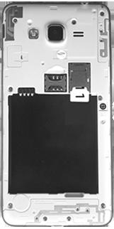 Samsung Galaxy J2 Prime - Primeiros passos - Como inserir o chip da Nextel no seu celular - Etapa 4