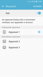 Samsung Galaxy S6 - Android M - Bluetooth - headset, carkit verbinding - Stap 8