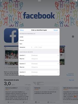 Apple iPad Mini 4 - iOS 11 - Applications - Télécharger des applications - Étape 11