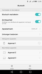 Huawei Y6 II - WiFi en Bluetooth - Bluetooth koppelen - Stap 7